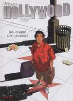 Mister Hollywood T1 : Boulevard des illusions (0), bd chez Dupuis de Gihef, Lenaerts, Cerise