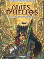Les ames d'Helios T2 : Au fil de l'épée (0), bd chez Delcourt de Saimbert, Ricci