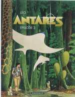 Antarès T2 : Episode 2 (0), bd chez Dargaud de Léo