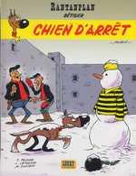 Rantanplan T18 : Chien d'arrêt (0), bd chez Lucky Comics de Fauche, Léturgie, Janvier, Morris