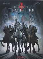 Le dernier templier – cycle 1, T1 : L'encodeur (0), bd chez Dargaud de Khoury, Lalor, Thorn