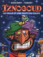 Iznogoud T28 : Les mille et une nuits du calife (0), bd chez Tabary de Tabary, Tabary-dumas, Tabary, Léonardo