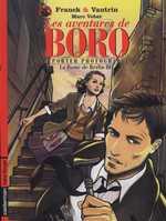 Les aventures de  Boro, reporter photographe T3 : La dame de Berlin 3 (0), bd chez Casterman de Franck, Vautrin, Veber, Ge