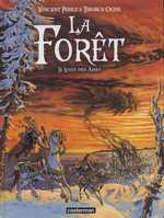 La forêt T2 : Le logis des âmes (0), bd chez Casterman de Perez, Oger
