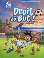 Droit au but T2 : Le foot au coeur !, bd chez Hugo BD de Agnello, Zampano, Garréra, Skiav, Michall
