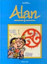 Alan T5, bd chez Editions JOS de Lindier, Buquet