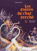 Les contes du chat perché T2, bd chez Gallimard de Maupré