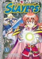 Slayers - Knight of aqua lord T1, manga chez Ki-oon de Kanzaka, Araizumi, Ohtsuka