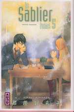 Le sablier T5, manga chez Kana de Ashihara