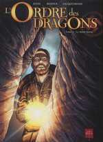 L'ordre des Dragons T2 : Le Mont Moïse (0), bd chez Soleil de Istin, Rodier, Jacquemoire