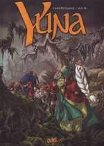 Yuna T1 : La Prophétie de Winog (0), bd chez Soleil de Lamontagne, Ma yi