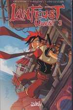 Lanfeust quest T3, manga chez Soleil de Arleston, Lullabi