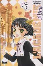 L'académie Alice T7 : , manga chez Glénat de Higuchi
