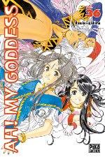 Ah! My goddess T36, manga chez Pika de Fujishima