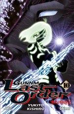 Gunnm Last Order – 1e édition, T10, manga chez Glénat de Kishiro