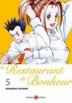 Le restaurant du bonheur T5, manga chez Bamboo de Nakanishi