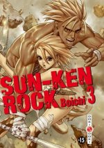 Sun-Ken Rock T3, manga chez Bamboo de Boichi