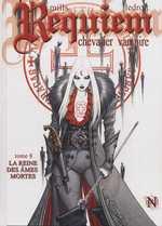 Requiem - chevalier vampire T8 : La reine des âmes mortes (0), bd chez Nickel de Mills, Ledroit