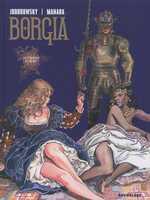 Borgia T3 : Les flammes du bûcher (0), bd chez Drugstore de Jodorowsky, Manara