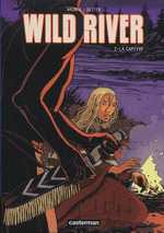Wild river T2 : La captive (0), bd chez Casterman de Seiter, Wagner