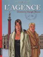 L'agence T4 : Vierge noire (0), bd chez Casterman de Bartoll, Legrain, Pradelle, Téjan-Cole