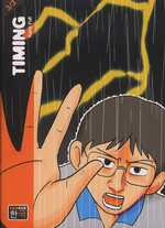 Timing T3, manga chez Casterman de Kang