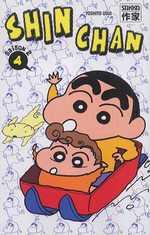 Shin Chan saison 2  T4 : , manga chez Casterman de Usui