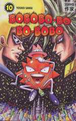 Bobobo-bo Bo-bobo T10, manga chez Casterman de Sawai