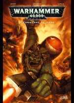 Warhammer 40.000 T3 : Tonerre de sang (0), comics chez Soleil de Edginton, Abnett, Lapham, Aeronik