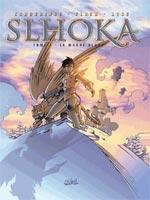 Slhoka T3 : Le monde blanc (0), bd chez Soleil de Godderidge, Floch, Lyse