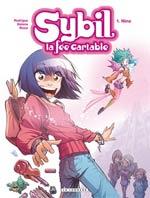 Sybil T1 : La fée cartable (0), bd chez Le Lombard de Rodrigue, Razzi, Dalena