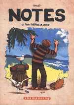 Notes T2 : Le petit théâtre de la rue (0), bd chez Delcourt de Boulet
