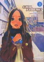 Girlfriend T3, manga chez Delcourt de Hokazono, Betten