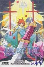 D.Gray-man T13, manga chez Glénat de Hoshino
