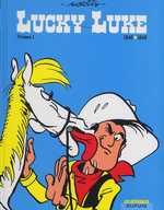 Lucky Luke T1 : Intégrale 1 (1946-1949) (1), bd chez Dupuis de Morris