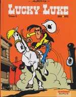 Lucky Luke T2 : Intégrale 2 (1949-1952) (1), bd chez Dupuis de Morris