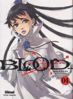 Blood+ T4, manga chez Glénat de Katsura