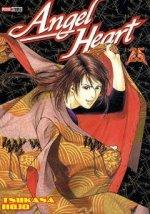 Angel heart – 1st Season, T25, manga chez Panini Comics de Hôjô