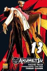 Akumetsu  T13, manga chez Taïfu comics de Tabata, Yogo