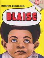 Blaise T1, bd chez Glénat de Planchon