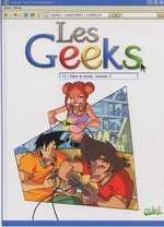 Les geeks T2 : Dans le doute, reboote ! (0), bd chez Soleil de Gang, Labourot, Lerolle