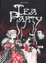 Tea party, bd chez La boîte à bulles de Peña
