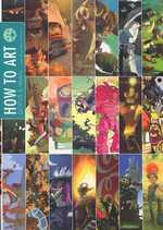 How to Art T1 : Dofus & Wakfu (0), bd chez Ankama de Collectif, Toselli, Ntamak, Brunowaro, Jézéquel, Dewaele, Gongora, Maliki, Briand, Pergod, Ancestral z, Joubert, Laigle, Aris, Coppin, Ettinoff, Mojojojo, Cazeaux, Hottin, Houssin, Aisk, Charlet, Bretzner