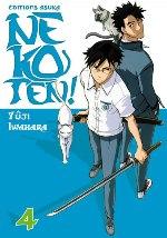 Nekoten ! T4, manga chez Asuka de Iwahara