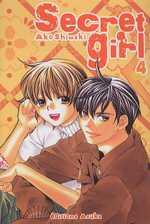 Secret girl T4, manga chez Asuka de Shimaki
