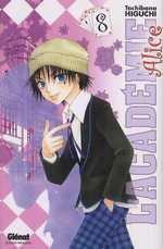 L'académie Alice T8 : , manga chez Glénat de Higuchi