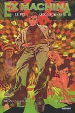 Ex Machina T5 : Le feu aux poudres (0), comics chez Panini Comics de Vaughan, Harris, Mettler