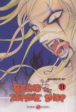 Reiko the zombie shop T11, manga chez Bamboo de Mikamoto