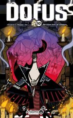 Dofus T10 : Être bien avec un vampyre, manga chez Ankama de Tot, Mojojojo, Ancestral z