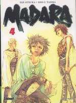 Madara T4, manga chez Glénat de Otsuka, Tajima